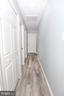 Hallway leading to bedrooms - 219 W MEADOWLAND LN, STERLING