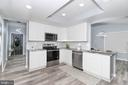 Updated Kitchen - 219 W MEADOWLAND LN, STERLING