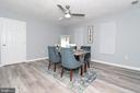 Family gathering area - 219 W MEADOWLAND LN, STERLING