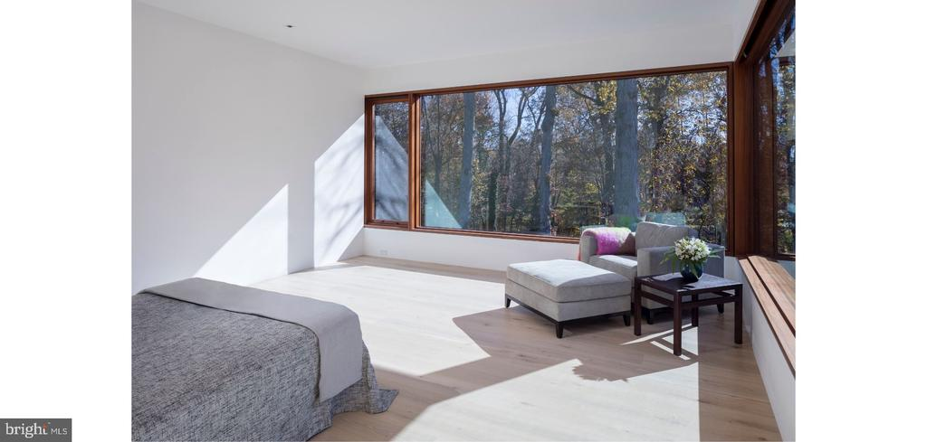 Owner Suite Bedroom - 3131 CHAIN BRIDGE RD NW, WASHINGTON