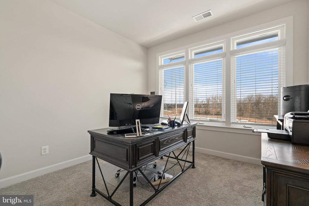 Bedroom #2 / Office / Study - 1614 ROCKY SHALE TER SE, LEESBURG
