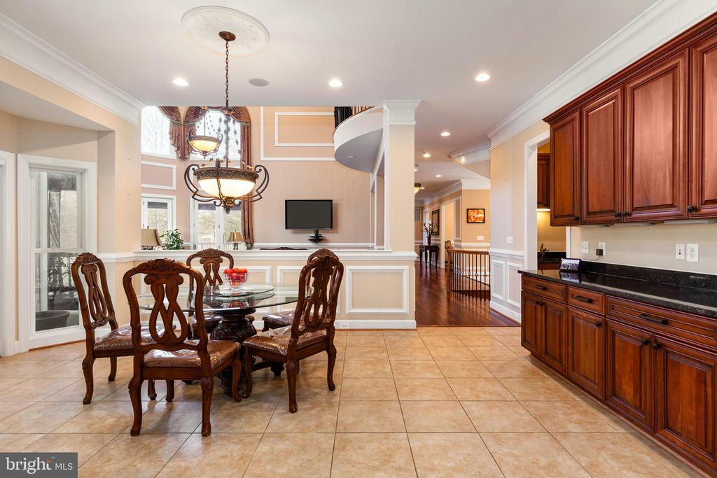 Breakfast Area - 6500 BRIARCROFT ST, CLIFTON