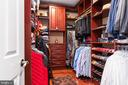 Master Bedroom Closet 2 - 6500 BRIARCROFT ST, CLIFTON