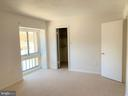 Primary Bedroom with a View - 10222 BUSHMAN DR #8123, OAKTON