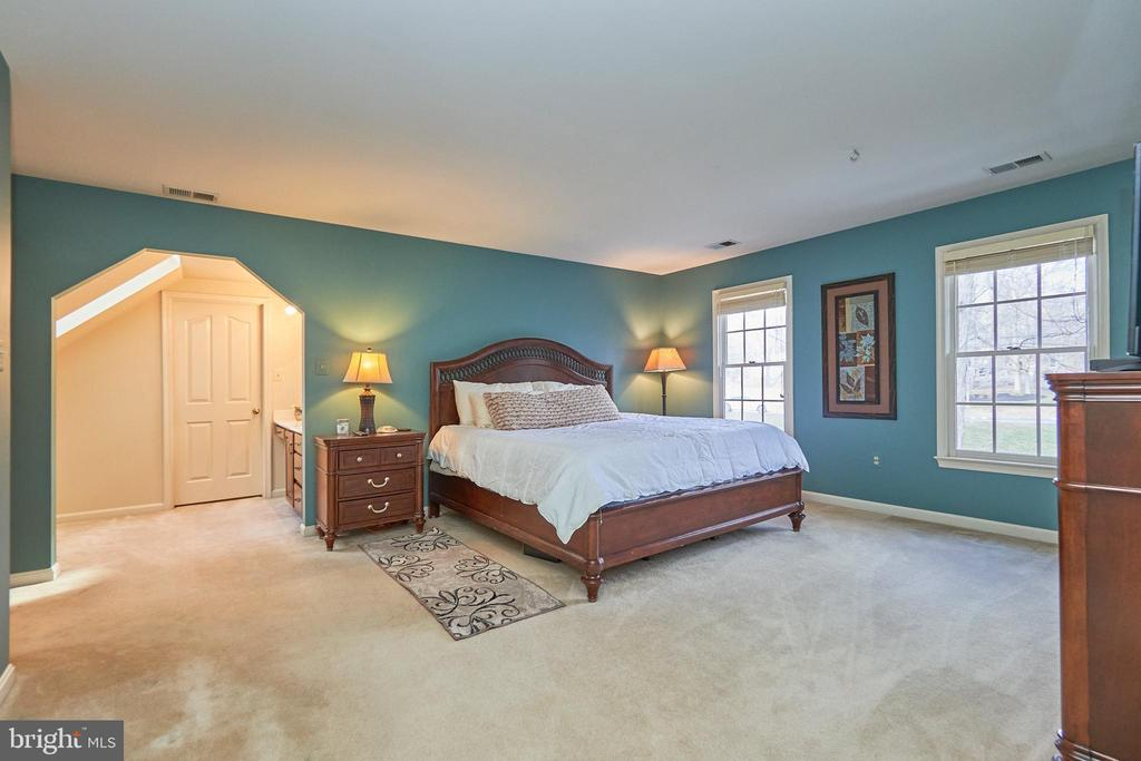 Primary Bedroom - 12693 CROSSBOW DR, MANASSAS