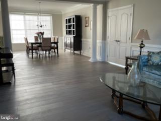 Living room/Dining room - 12802 GLENDALE CT, FREDERICKSBURG