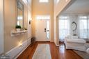 Foyer/Hallway - 2140 IDLEWILD BLVD, FREDERICKSBURG