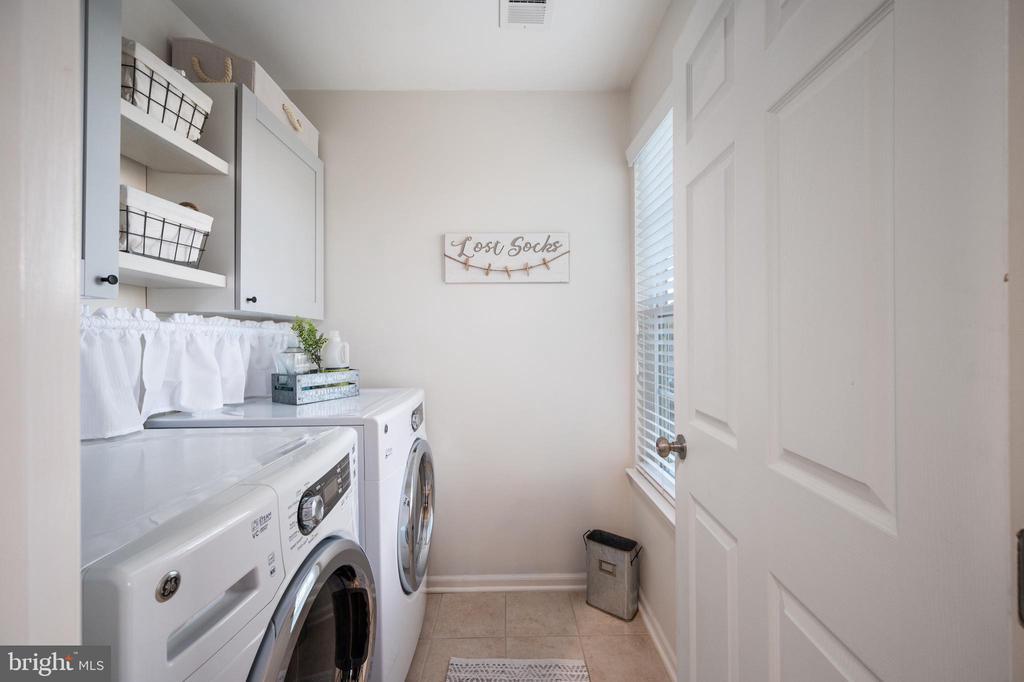 Laundry Room - 2140 IDLEWILD BLVD, FREDERICKSBURG
