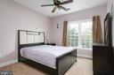 Bedroom 4(Jill room) - 21382 FAIRHUNT DR, ASHBURN