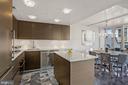 Kitchen design by NY Loft - 801 PENNSYLVANIA AVE NW #1026, WASHINGTON