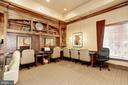 Clubhouse- business cafe at your disposal! - 12954 CENTRE PARK CIR #304, HERNDON