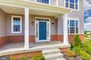 Optional Front Porch - 6625 ACCIPITER DR, NEW MARKET