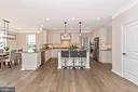 Kitchen - 6625 ACCIPITER DR, NEW MARKET