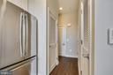 Hallway - 989 S BUCHANAN ST #401, ARLINGTON