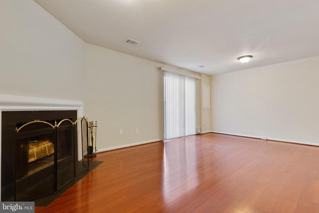 Recreation Room in Basement - 6625 BRIARLEIGH WAY, ALEXANDRIA