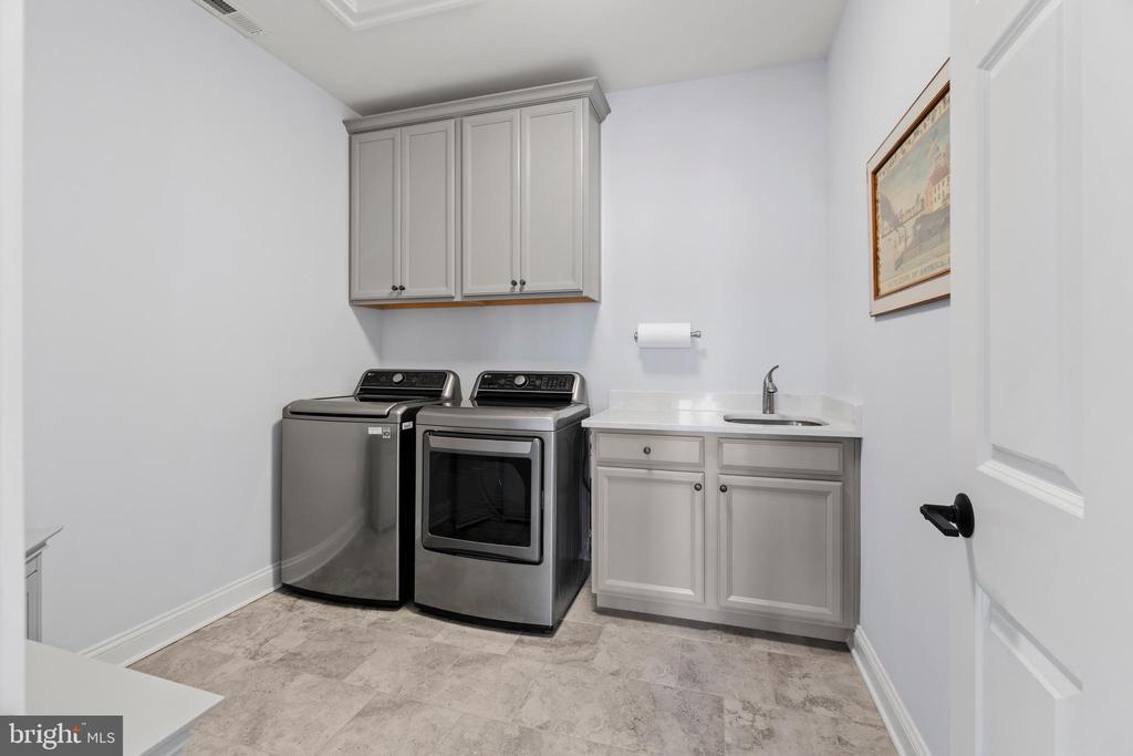 Upper Laundry! - 11217 PRESWICK LN, SPOTSYLVANIA