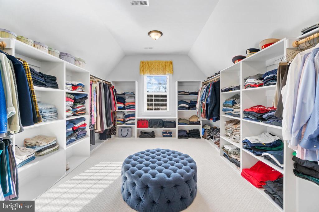 Huge Walk-in Closet!!! - 11217 PRESWICK LN, SPOTSYLVANIA