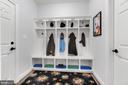 MUD room to Garage!!! - 11217 PRESWICK LN, SPOTSYLVANIA