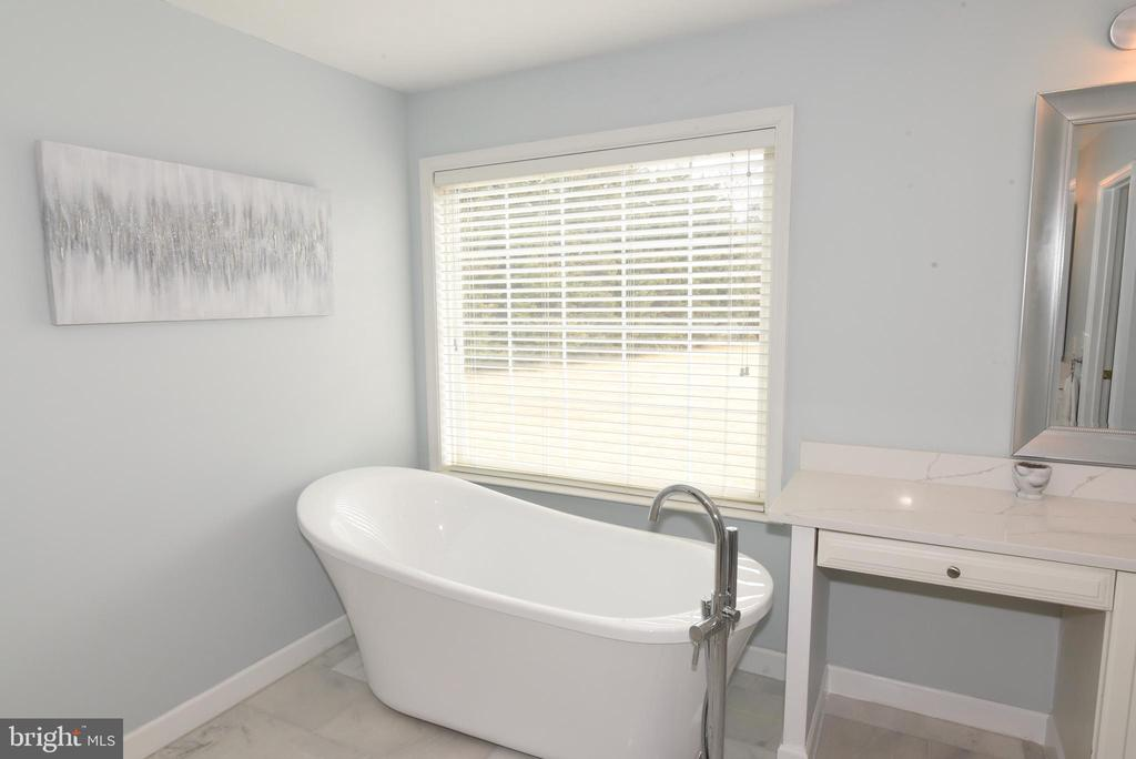 A TUB WITH A VIEW! - 41921 SADDLEBROOK PL, LEESBURG