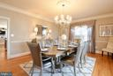 - 3333 DONDIS CREEK DR, TRIANGLE