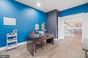 Home office for work or school - 12802 GLENDALE CT, FREDERICKSBURG