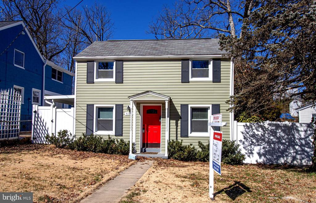 Great curb appeal - 5109 11TH ST S, ARLINGTON