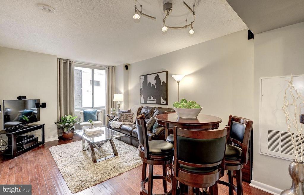 Open Floor Plan - 851 N GLEBE RD #416, ARLINGTON