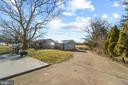 ...through the gate, down the driveway... - 603 S DOGWOOD ST, STERLING