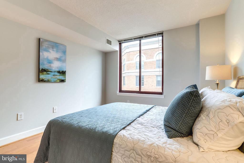 2nd bedroom - 1201 N GARFIELD ST #909, ARLINGTON
