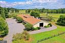 Main Barn Entry - 21281 BELLE GREY LN, UPPERVILLE