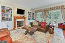 Main Residence Living room - 21281 BELLE GREY LN, UPPERVILLE