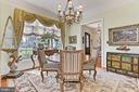 Main residence Dining room - 21281 BELLE GREY LN, UPPERVILLE