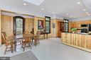 managers Home Living area - 21281 BELLE GREY LN, UPPERVILLE