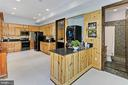 Kitchen in Managers Home - 21281 BELLE GREY LN, UPPERVILLE