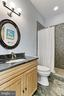 bath in managers Home - 21281 BELLE GREY LN, UPPERVILLE