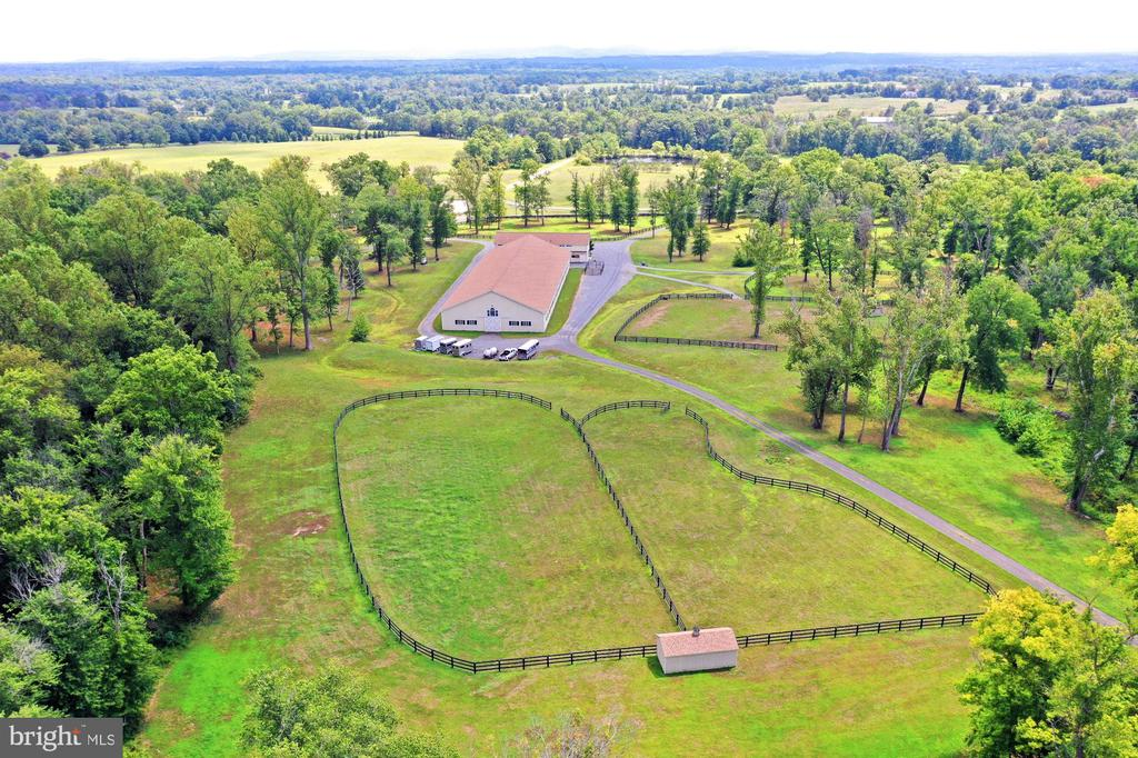2 of 3 Paddocks adjoining Show Barn - 21281 BELLE GREY LN, UPPERVILLE