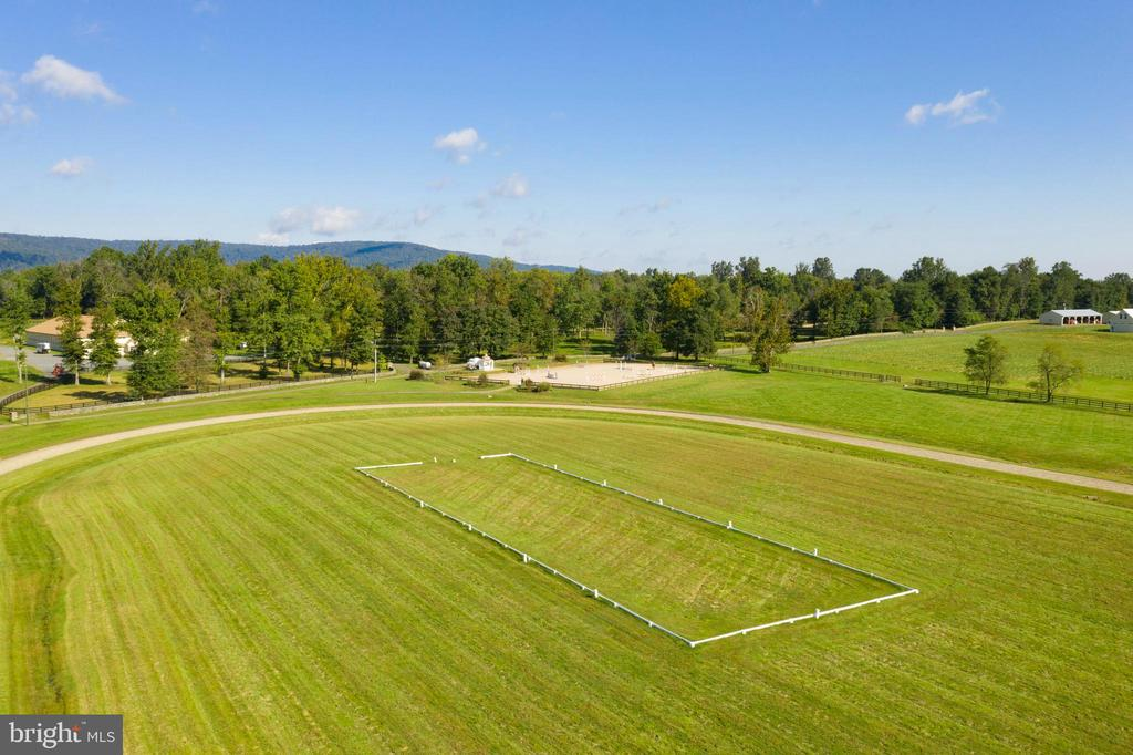 Inside view of Exercive Track - 21281 BELLE GREY LN, UPPERVILLE