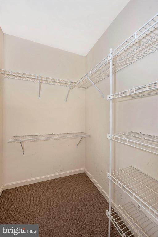 Walk-in Closet - 6923 BARON CT, FREDERICK