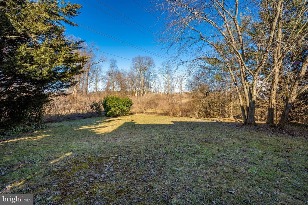 Large backyard - 6923 BARON CT, FREDERICK