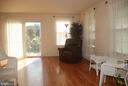 Bright 2nd floor home 2' larger than 1st floor - 7050 BASSWOOD RD #11, FREDERICK