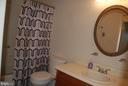 Bath has grab bars doe safety - 7050 BASSWOOD RD #11, FREDERICK