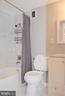 Bathroom with Tub - 2030 N ADAMS ST #404, ARLINGTON