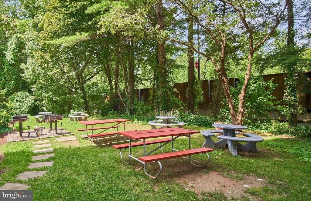 Picnic Area - 2030 N ADAMS ST #404, ARLINGTON