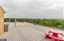 Roof Top Deck  Area with City View - 2030 N ADAMS ST #404, ARLINGTON