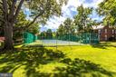 Tennis court - 2812 ABINGDON #A, ARLINGTON