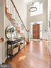 Entry foyer. - 8910 DANVILLE TER, FREDERICK