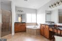 Owner's Bath - 42962 APPALOOSA TRAIL CT, CHANTILLY