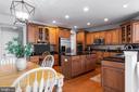 Kitchen - 42962 APPALOOSA TRAIL CT, CHANTILLY