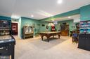 Recreation Room - 42962 APPALOOSA TRAIL CT, CHANTILLY