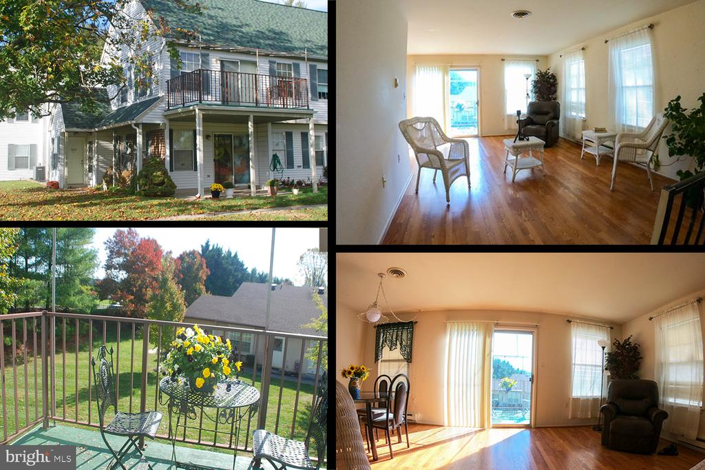 Lovely Condo in active 55+ community - 7050 BASSWOOD RD #11, FREDERICK